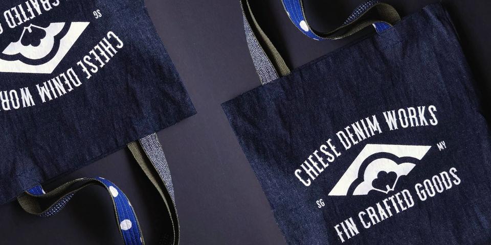 CDW X FIN BORO STRAP BAG